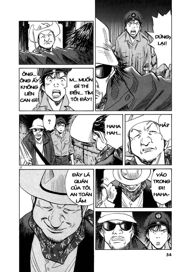 20th Century Boys chapter 206 trang 23