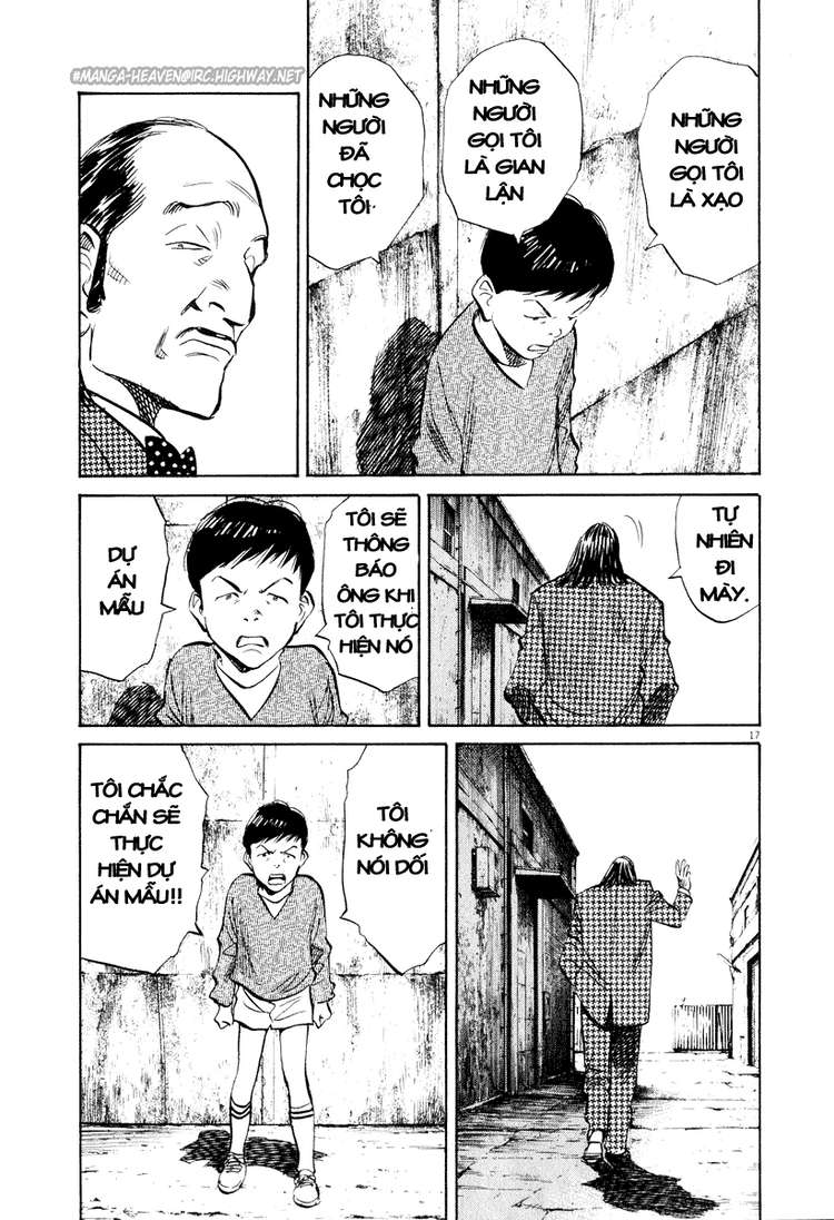 20th Century Boys chapter 202 trang 33
