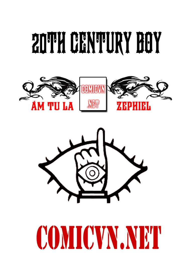20th Century Boys chapter 202 trang 37