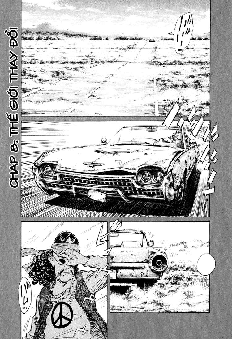 20th Century Boys chapter 200 trang 1
