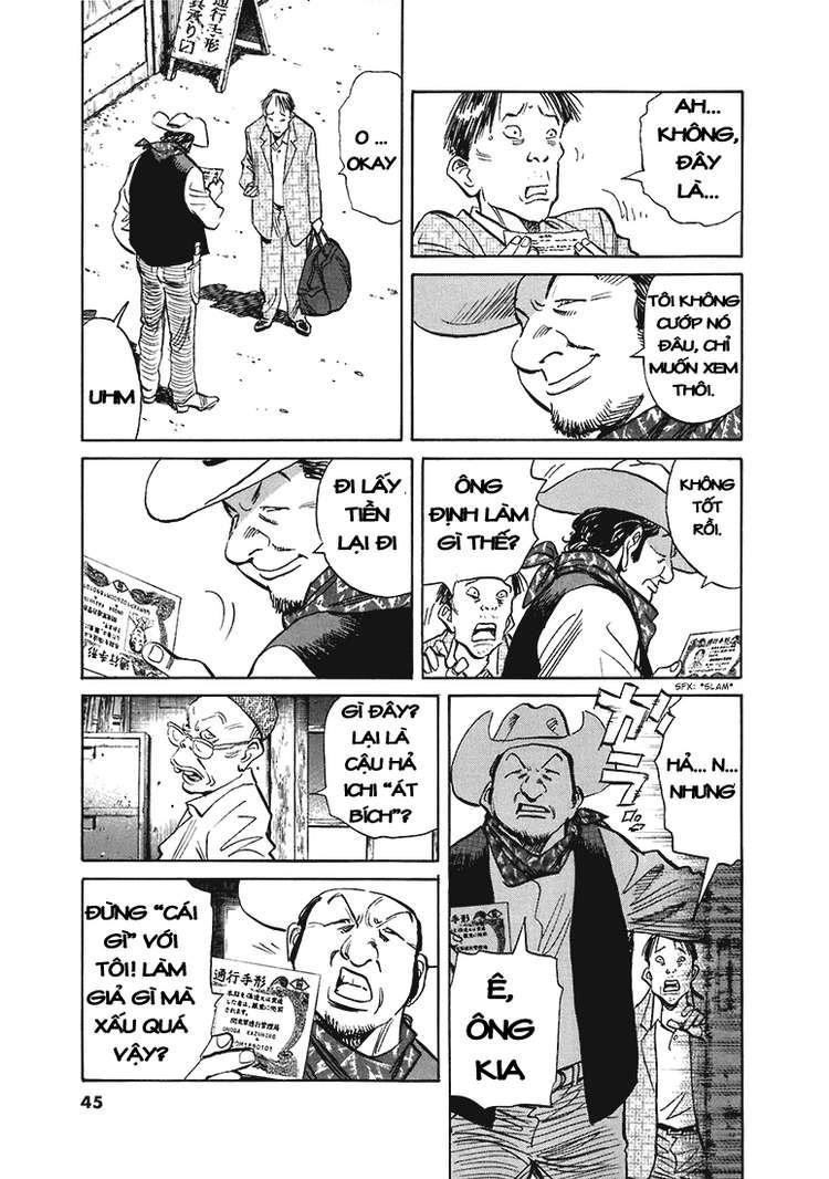 20th Century Boys chapter 206 trang 5