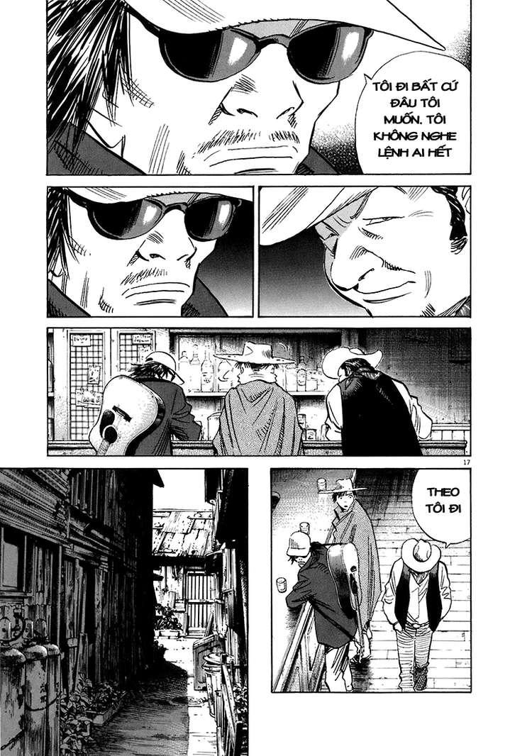 20th Century Boys chapter 206 trang 33