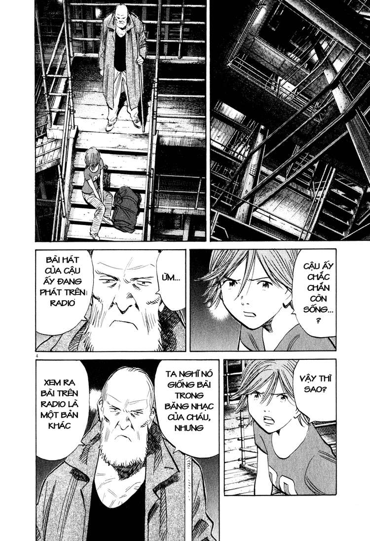 20th Century Boys chapter 196 trang 7
