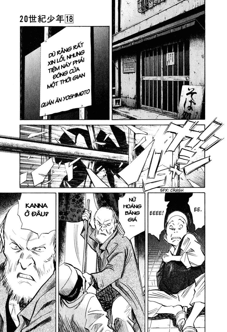 20th Century Boys chapter 193 trang 27