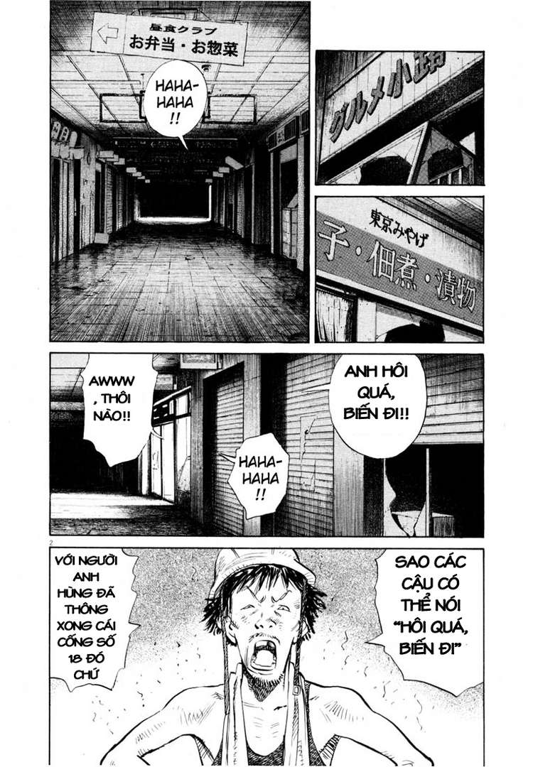 20th Century Boys chapter 191 trang 3