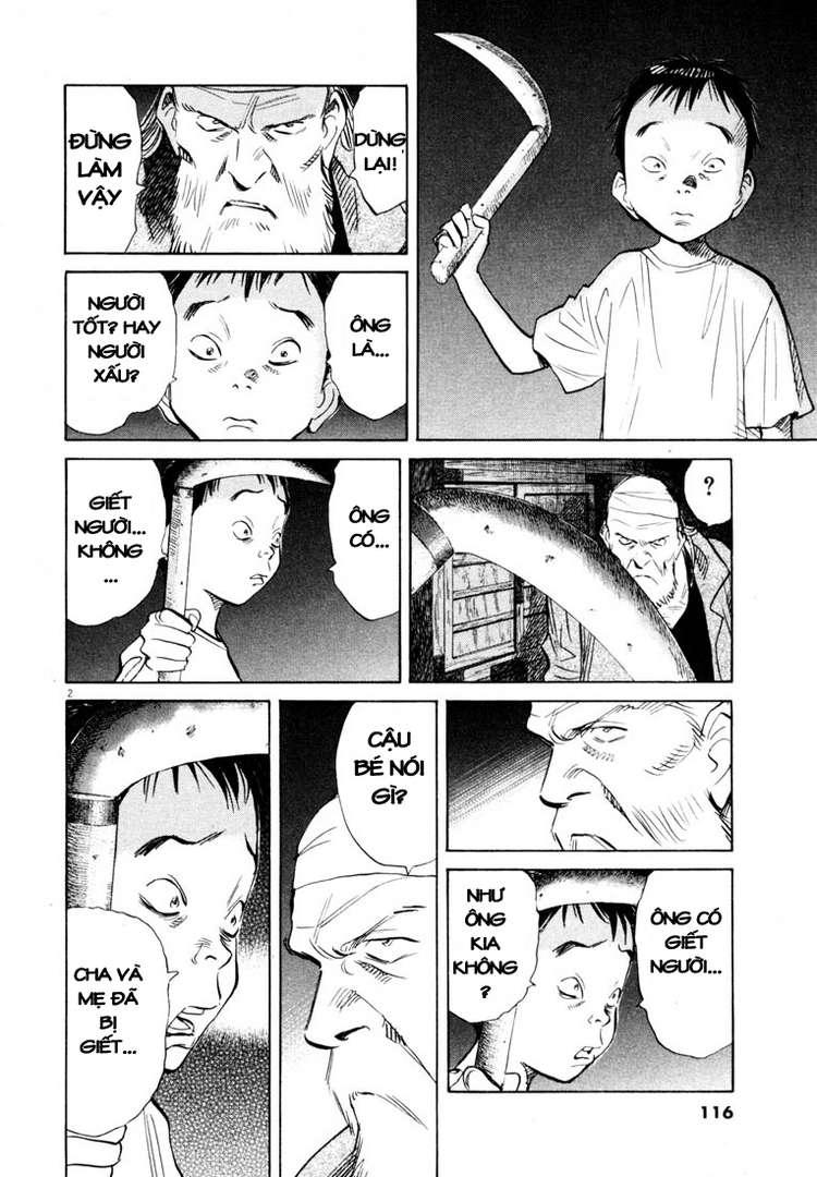 20th Century Boys chapter 188 trang 3