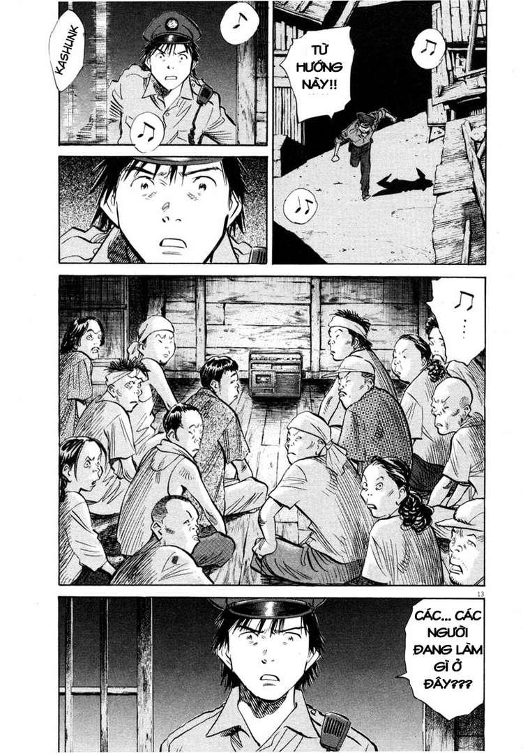 20th Century Boys chapter 190 trang 25