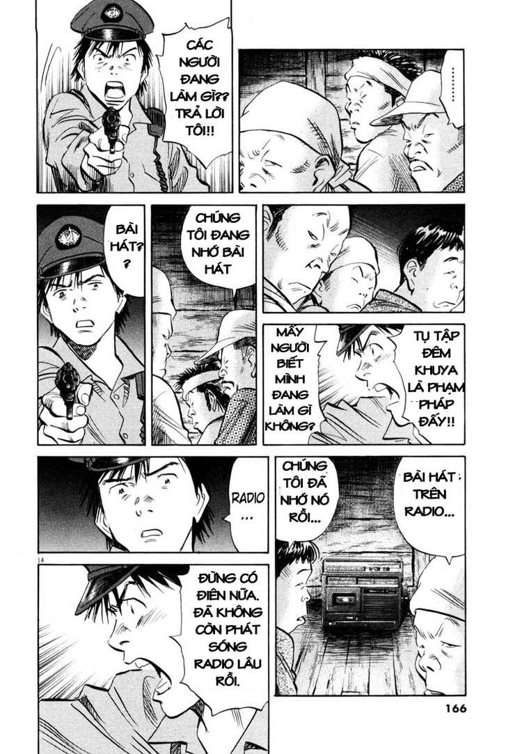 20th Century Boys chapter 190 trang 27