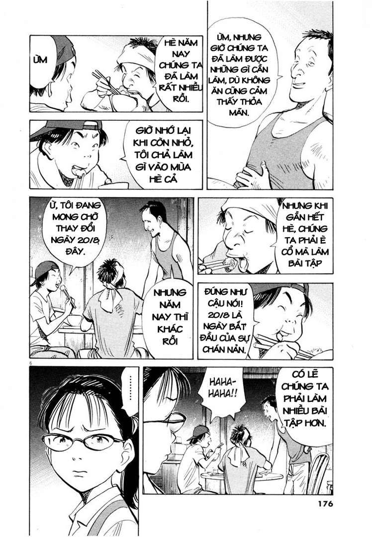 20th Century Boys chapter 191 trang 11