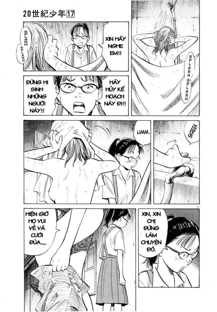 20th Century Boys chapter 191 trang 21