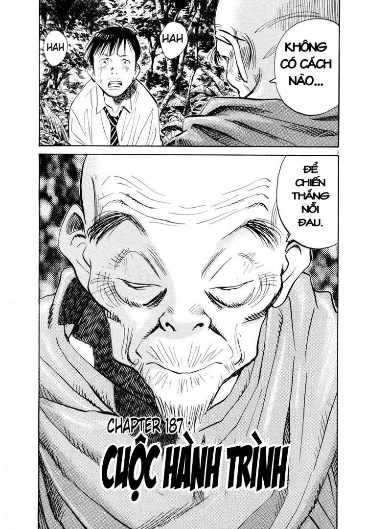 20th Century Boys chapter 187 trang 5