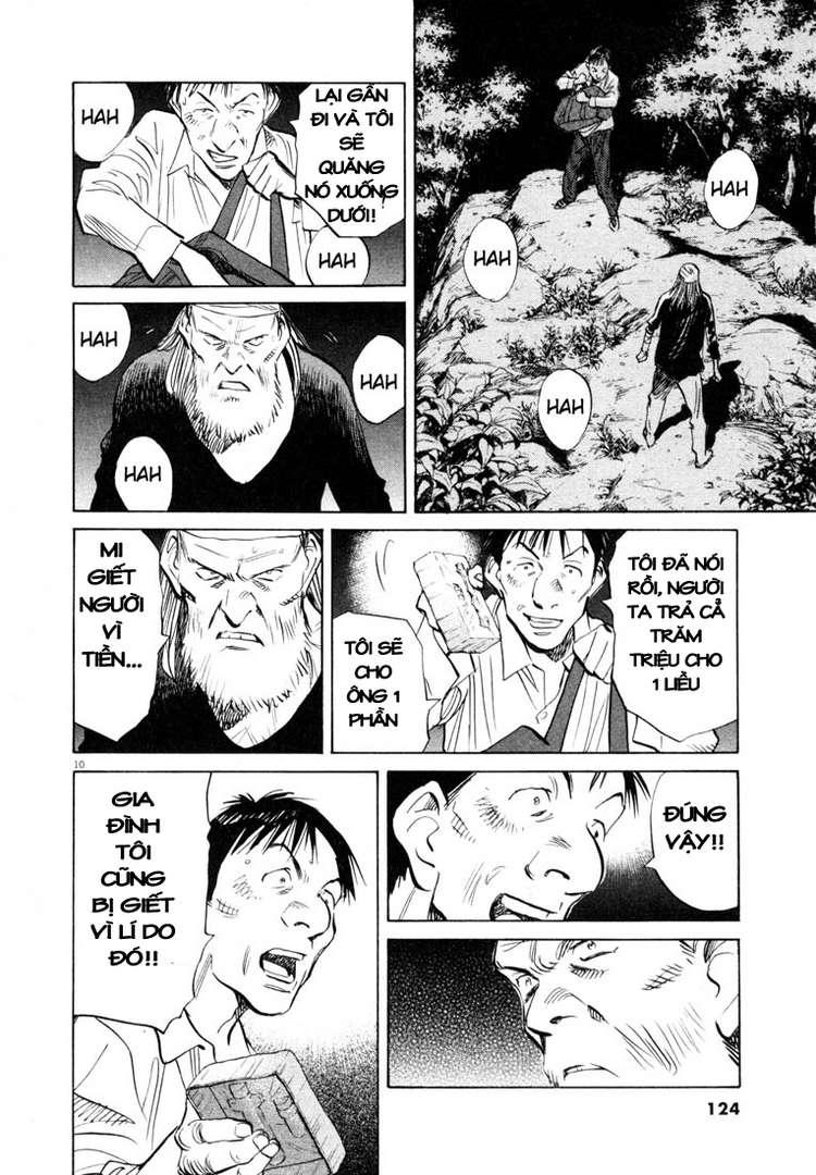 20th Century Boys chapter 188 trang 19