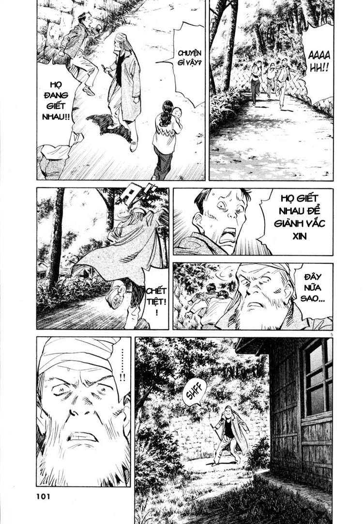 20th Century Boys chapter 187 trang 9