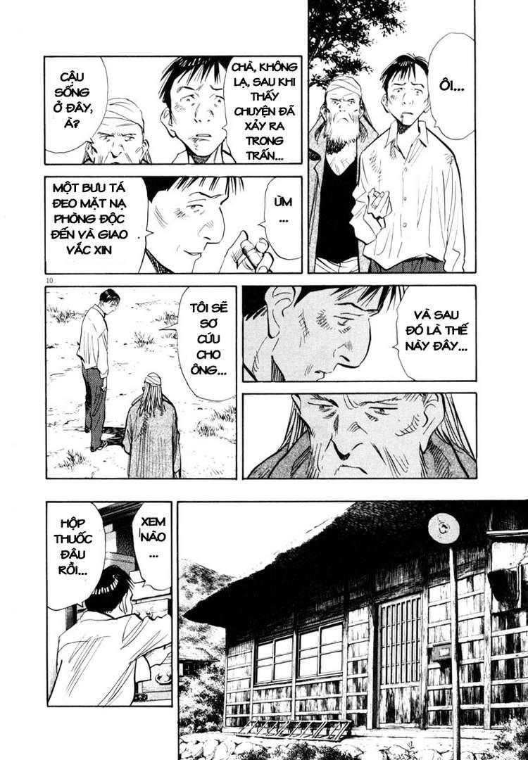 20th Century Boys chapter 187 trang 19