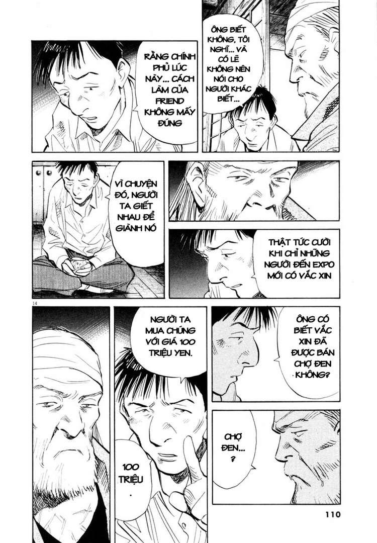20th Century Boys chapter 187 trang 27