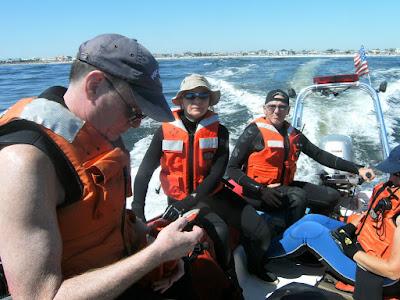 Point Pleasant Beach Rescue Dive Team: 2010