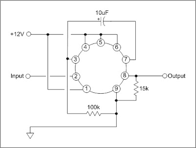 12ax7 heater wiring diagram 12ax7 tube wiring diagram ts-12ax7 screamertube: the 12ax7 tube #1