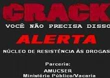 Ações buscam formas de inibir o crescimento da droga em Vacaria RS e63ca2797e2ae