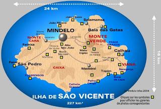 Islas De Cabo Verde Playas De Sao Vicente