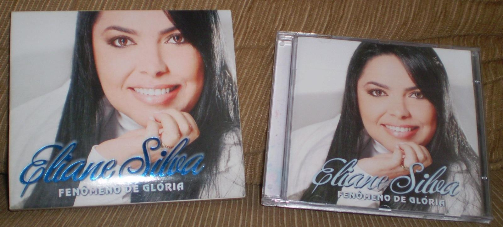 cd eliane silva fenomeno de gloria 2010