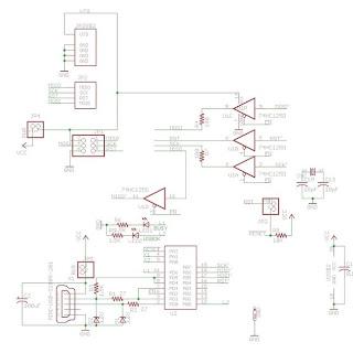 Share Knowledge: SMT USB AVR Programmer With ATTINY2313SO