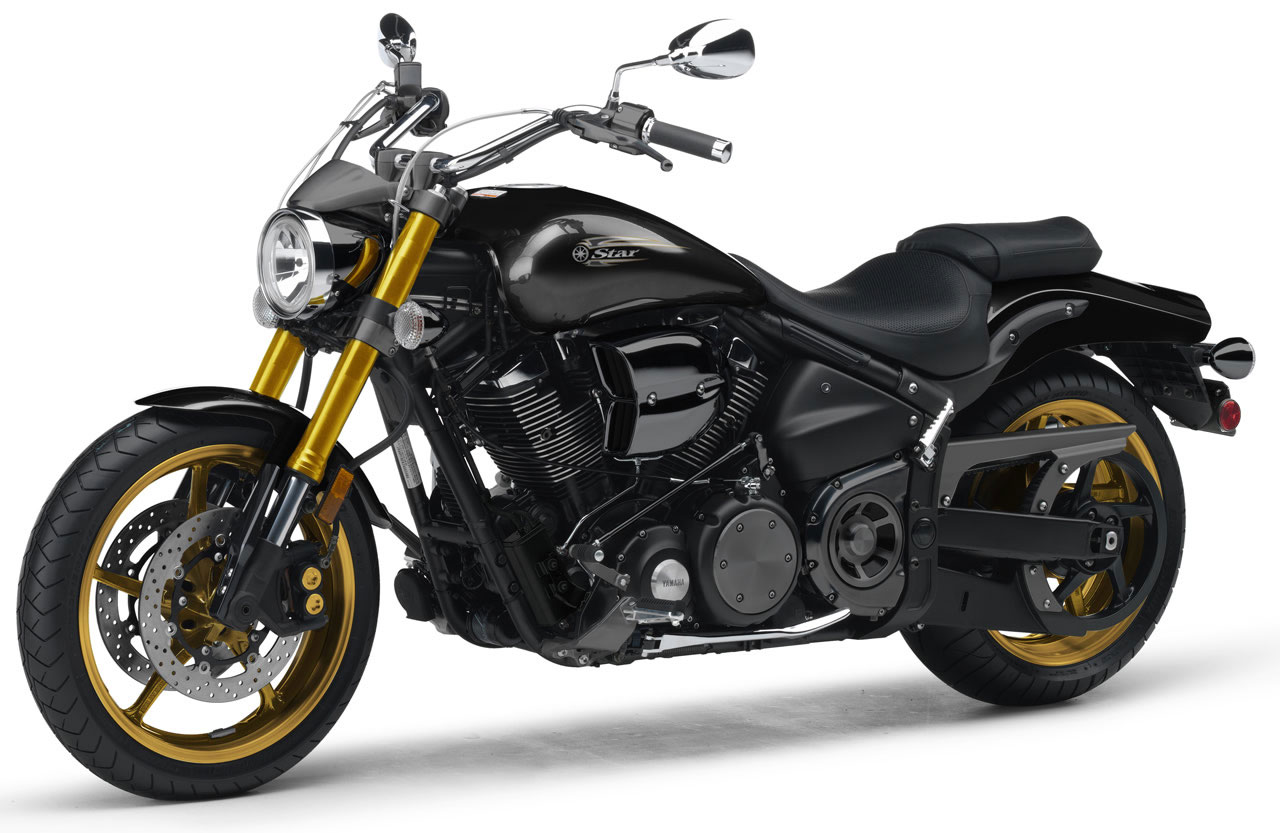 Top Motorcycle & Review: 2010 Yamaha Road Star Midnight ...