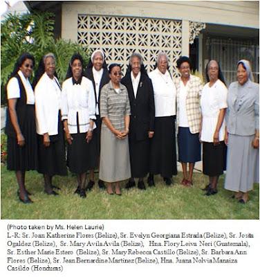 Garifuna Religious Sisters Honored In Los Angeles
