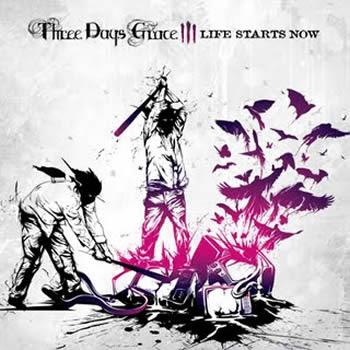 Three Days Grace break 2010