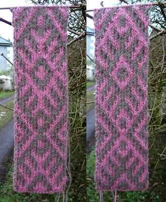 Amazed Knitter S Patterns Double Knitting How I Do It