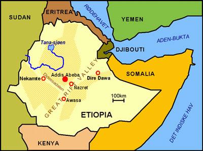 Aktuelt Tilbakeblikk Pa Misjon I Sor Etiopia