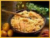 receita galinhada cozinha goiana típica prato único receita fácil prática arroz aves frango