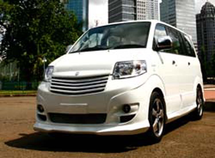 Indo Otomotif: NEW APV LUXURY 2009 :: Baby ALPHARD