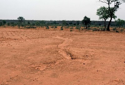 desertification in pakistan