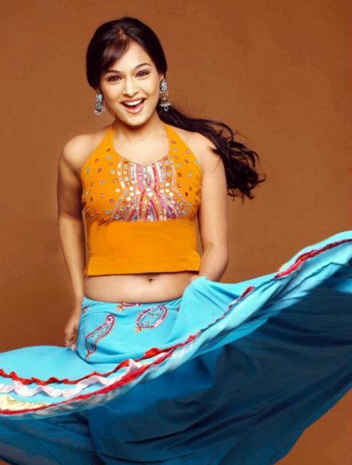 Masala South Indian Actress Kalyani Hot Photos-5418