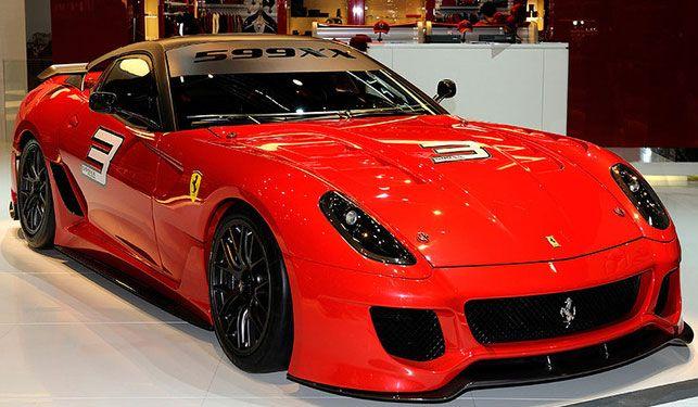 International Fast Cars Ferrari Sport Cars