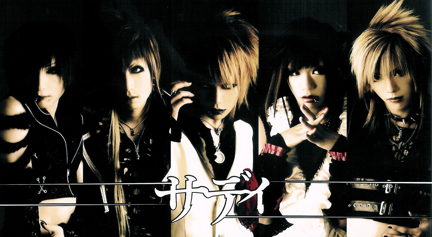 my expance Visual kei
