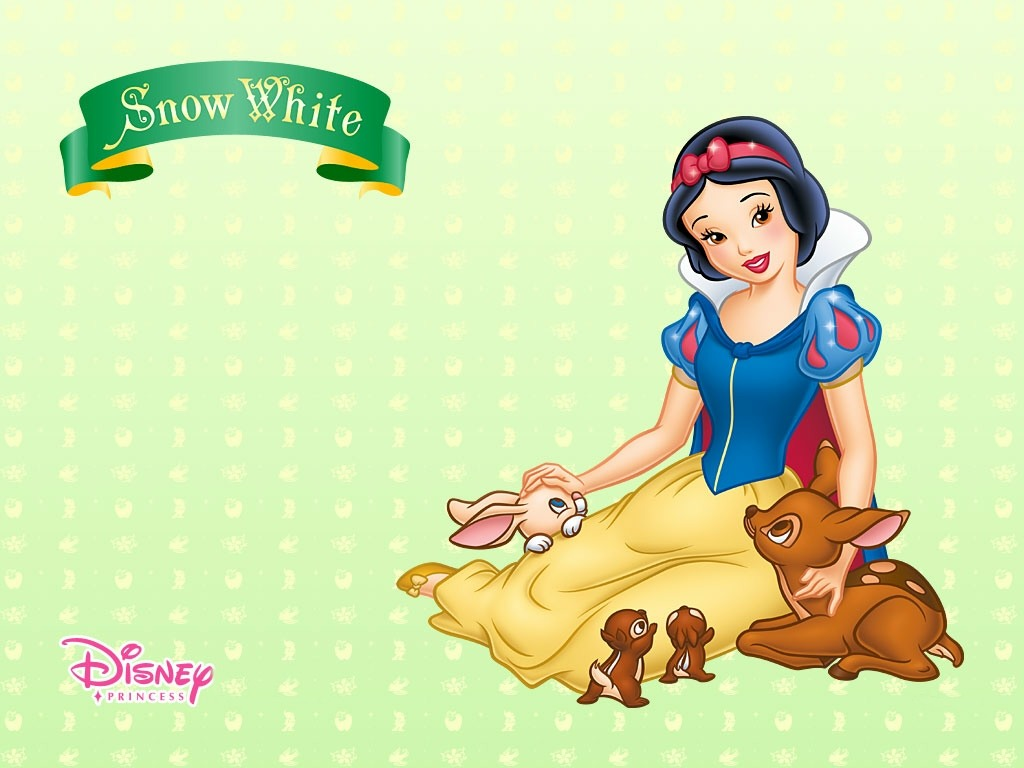 Princess Snow White Wallpaper USELLA