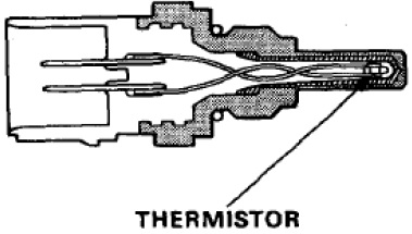 Singhs' 4826: Air Temperature Sensor (ATS), Thermistor Air