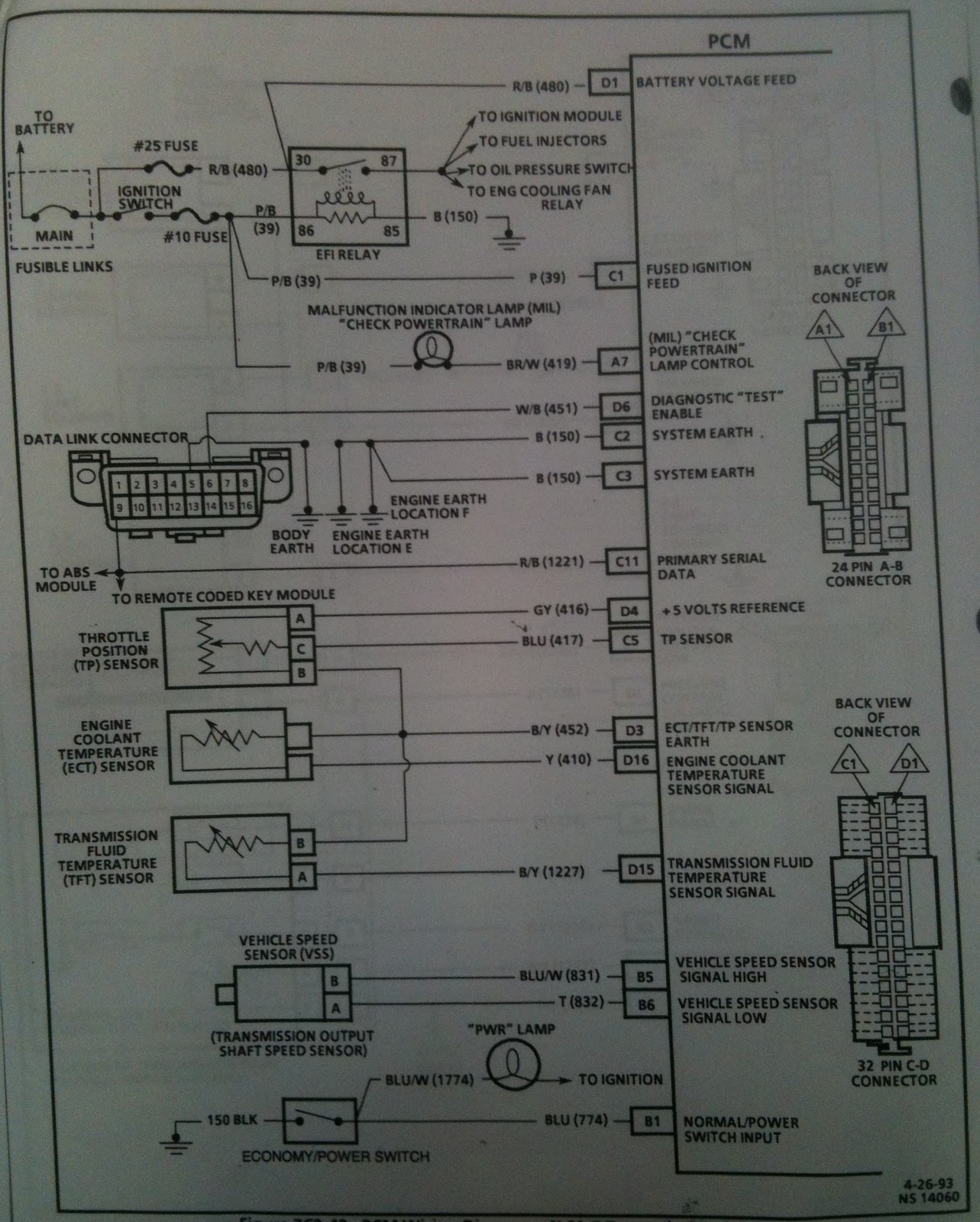 Circuit Diagram Abbreviations