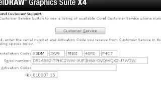 corel draw x4 serial number generator