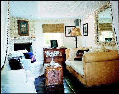 Art Design Interior Eksterior Home Vintage Mary Emmerling