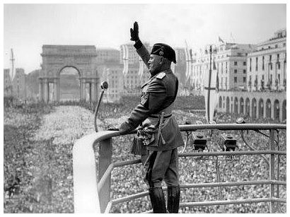 Compare Fascist Italy to Nazi Germany essay sample