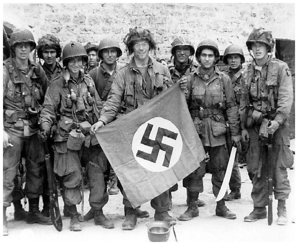 World War D Day Airborne