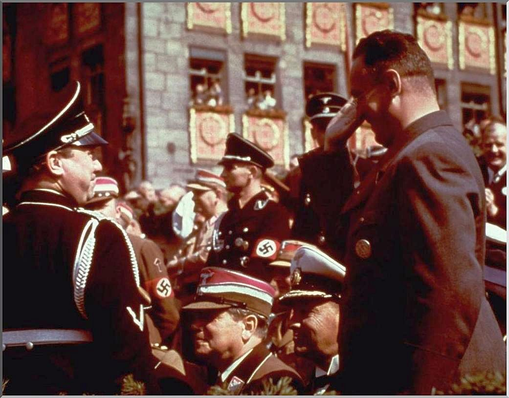 a history of the nazi party in germany Catholicism, political culture, and the countryside: a social history of the nazi party in south germany (social history, popular culture, and politics in germany.
