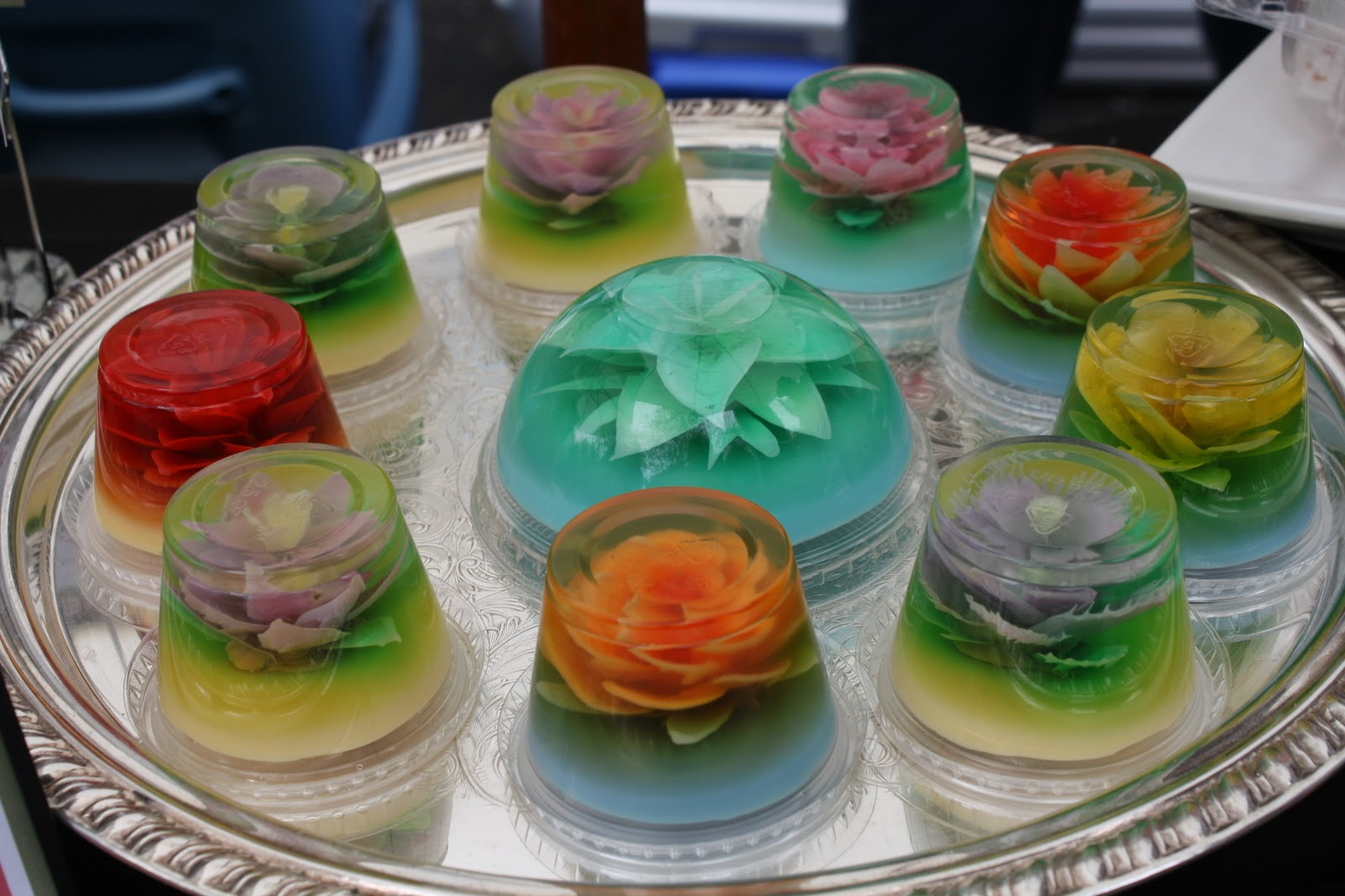 7 Up Jello Cake Recipe: Uncovering Food: Sweet Treats On The Street! SF Street