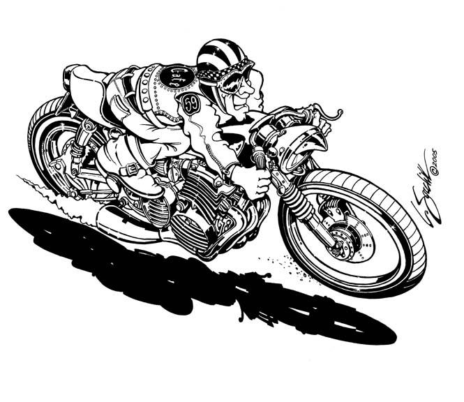 chaolilesve cb750 cafe racer Cafe Racer TV cb750 cafe racer