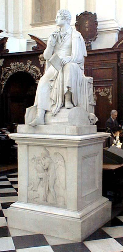 Anglo-Saxon, Norse & Celtic: The Best Statue in Cambridge