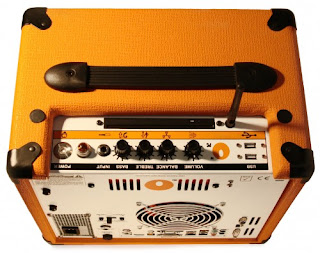 the guitar column orange amps announces the personal computer. Black Bedroom Furniture Sets. Home Design Ideas