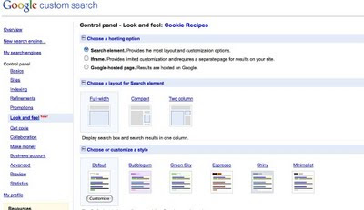 Inside AdSense: A more customized search experience for your
