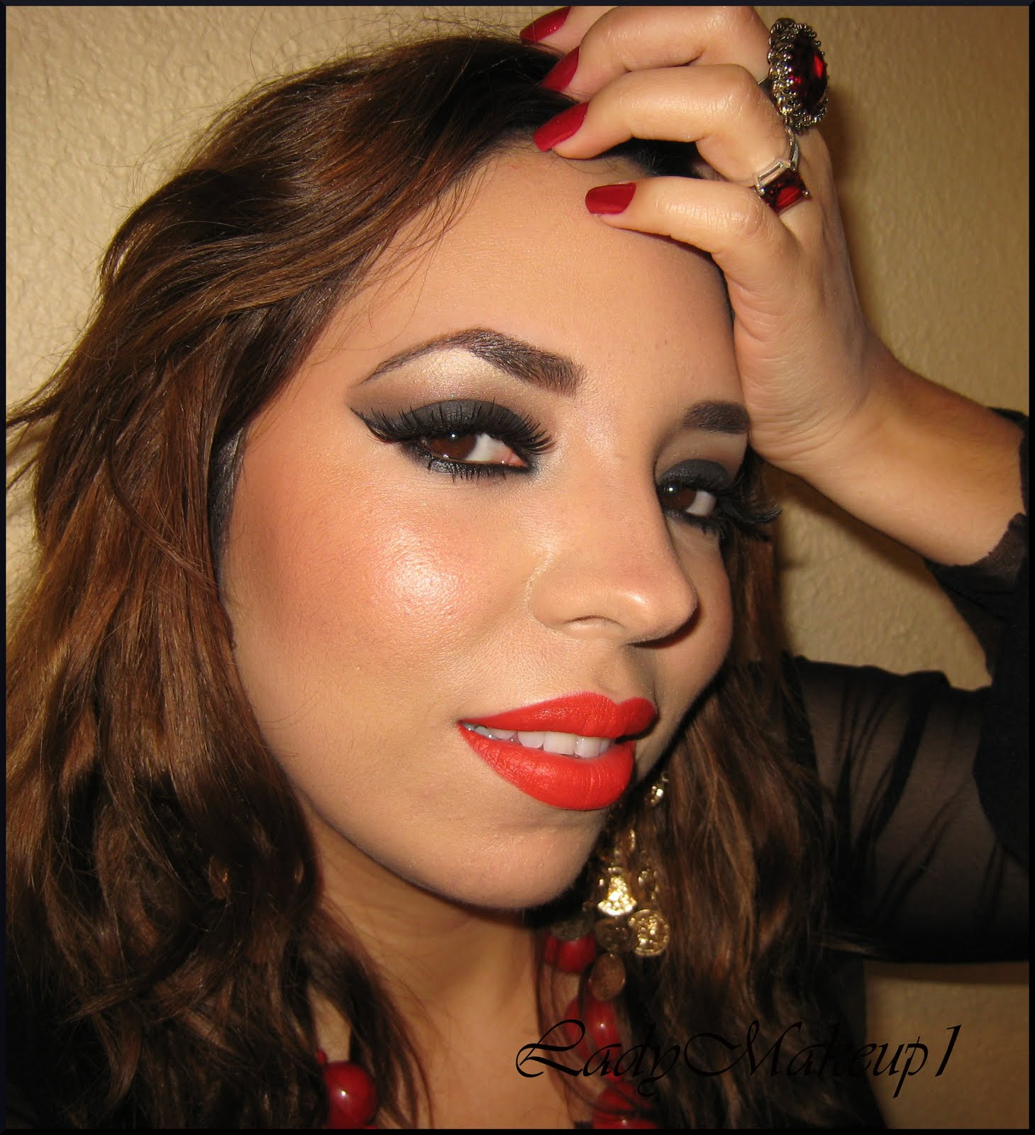 Gypsy Makeup Looks | Short Hairstyle 2013